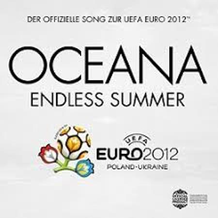 دانلود موزیک رسمی یورو 2012 Oceana - Endless Summer