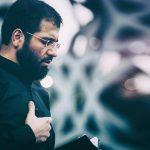 دانلود مداحی حاج حسین سیب سرخی قدم قدم با یه علم