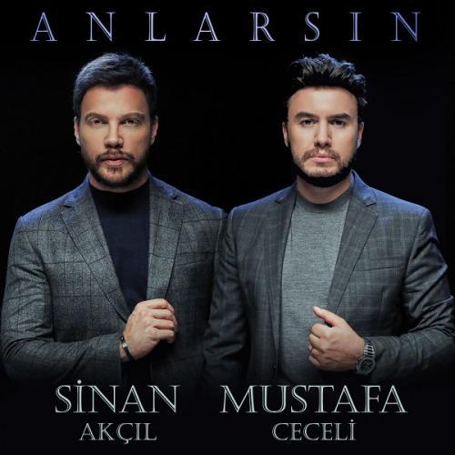 دانلود آهنگ جدید Mustafa Ceceli ft Sinan Akcil به نام Anlarsin