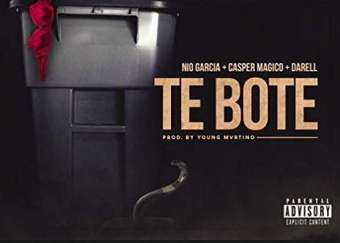 دانلود ریمیکس آهنگ Te Bote Remix