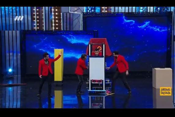دانلود اجرای شعبده بازی در قسمت 24 برنامه عصر جدید