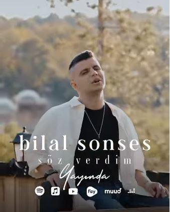دانلود آهنگ Bilal Sonses به نام Soz Verdim